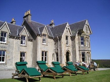 Alladale Estate, Sutherland