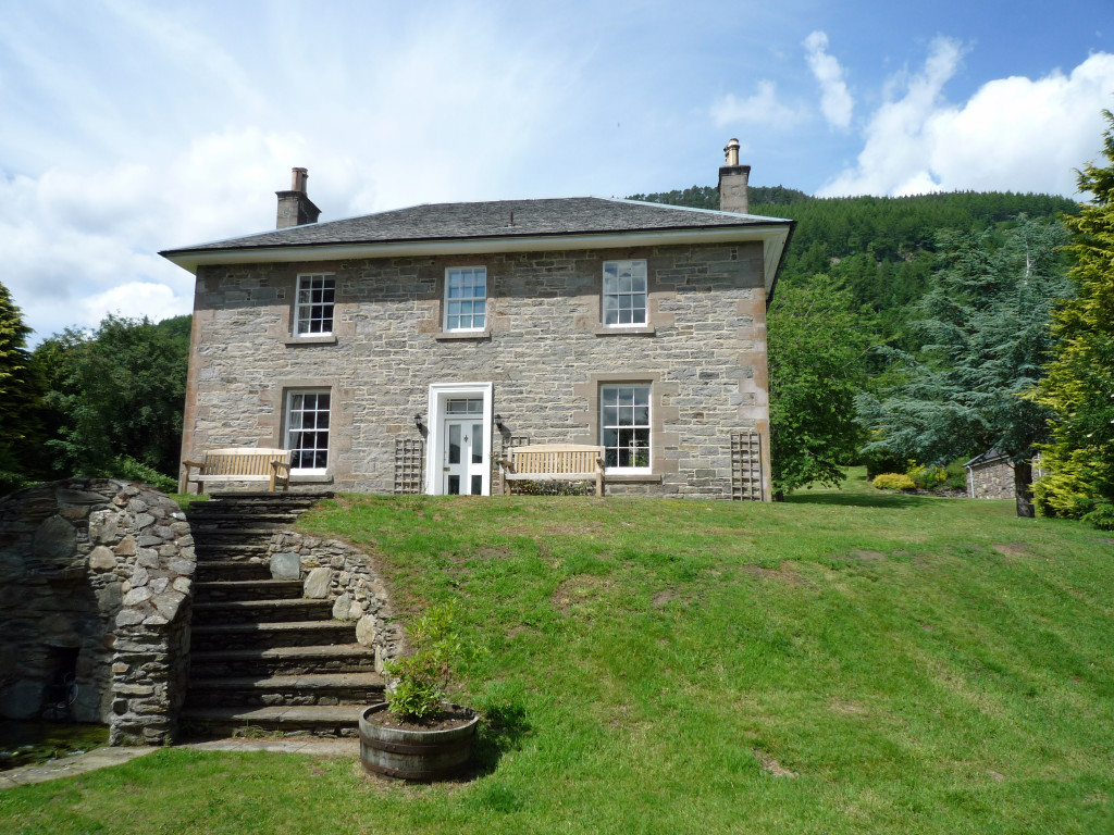 The Old Manse at Farleyer
