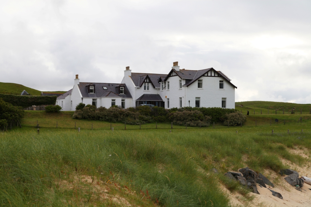 Borve Lodge Estate