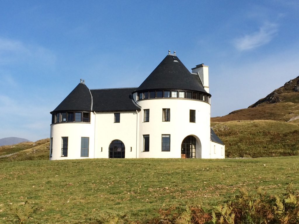 Inchnadamph Lodge