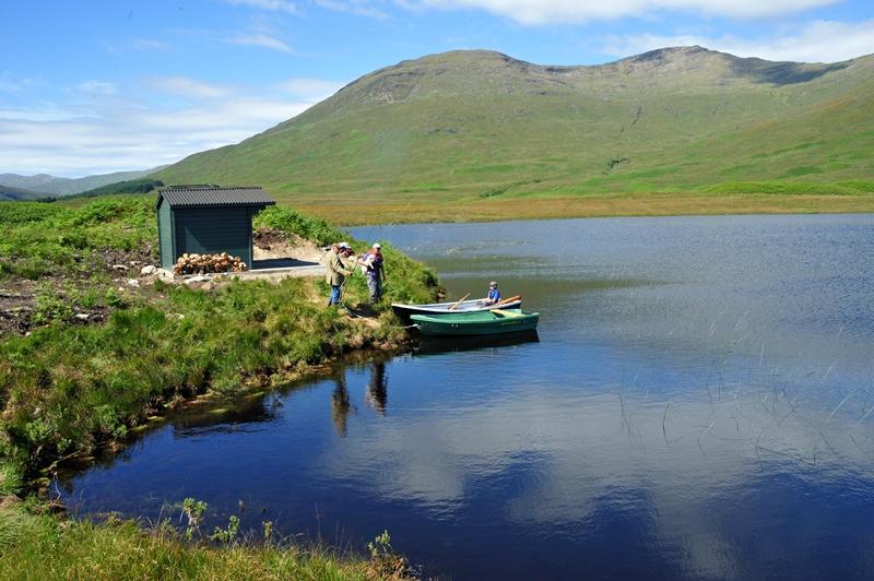 Knock House Isle Of Mull