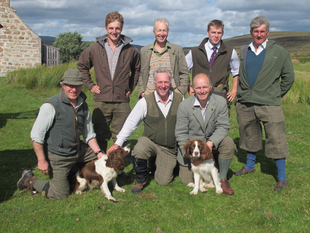 Scottish Grouse Season: First Impressions of Robert Rattray